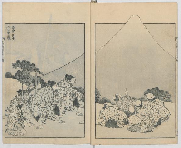 Mount Fuji「Mount Fuji Of The Mists (Vol. 1); Mount Fuji Of The Ascending Dragon (Vol. 2)」:写真・画像(18)[壁紙.com]