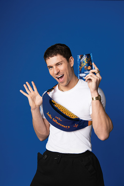 Sparse「Joey Essex Celebrates New McVitie's Jaffa Cake Nibbles」:写真・画像(11)[壁紙.com]