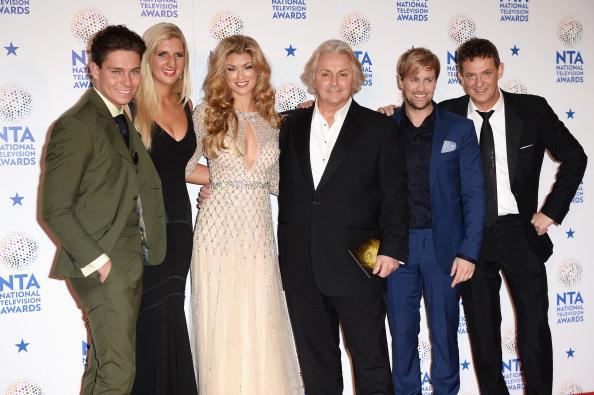 Ian Gavan「National Television Awards - Winners Room」:写真・画像(8)[壁紙.com]