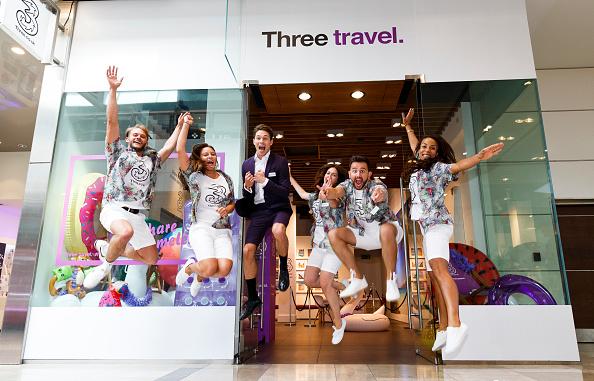 Westfield Group「Three Travel Launch At Westfield Stratford」:写真・画像(12)[壁紙.com]