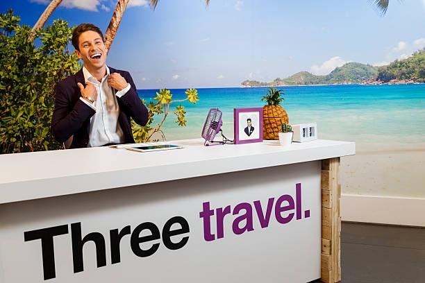 Three Travel Launch At Westfield Stratford:ニュース(壁紙.com)