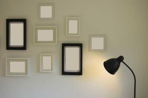 Frame - Border「Empty picture frames」:スマホ壁紙(7)