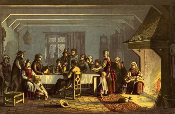 Dining Room「'L'Allegro' by John Milton」:写真・画像(4)[壁紙.com]