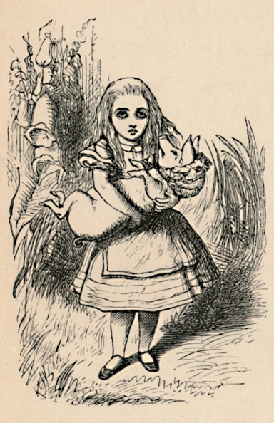 人物「Alice Holding A Pig In Her Arms, 1889」:写真・画像(19)[壁紙.com]