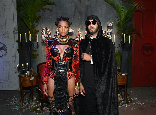 出席する「BACARDI Presents Liberate Your Spirits With Ciara For Halloween In New York」:写真・画像(7)[壁紙.com]