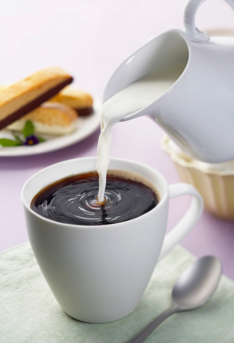 Pour Spout「Coffee with milk and biscotti」:スマホ壁紙(9)