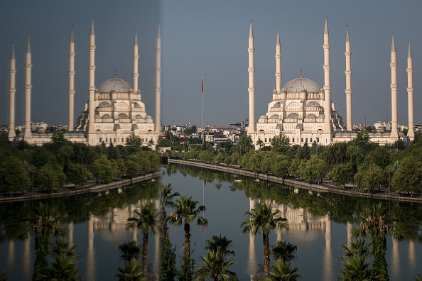 Chris McGrath「Sabanci Mosque, Turkey's Largest Mosque」:写真・画像(15)[壁紙.com]