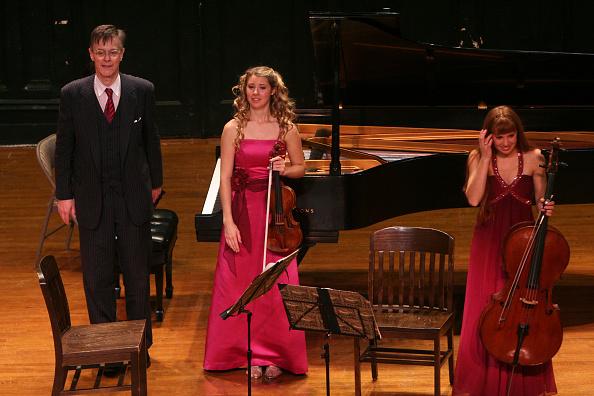Violinist「Parnas-Serkin Trio」:写真・画像(3)[壁紙.com]
