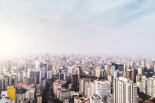 Avenida Paulista「Avenida Nove de Julho in Sao Paulo city, Brazil」:スマホ壁紙(18)