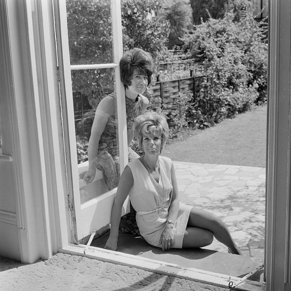 Patio Doors「Myra Taylor and Carla Lane」:写真・画像(10)[壁紙.com]