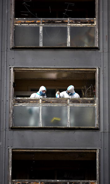 Architectural Feature「Three People Commit Suicide At The Red Road Flat Complex」:写真・画像(14)[壁紙.com]