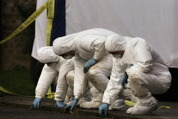 Forensic Science「Police Continue To Question Suspects Over Prostitute Murders」:写真・画像(9)[壁紙.com]