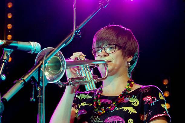Laura Jurd Love Supreme Jazz Festival Glynde Place East Sussex 2015:ニュース(壁紙.com)