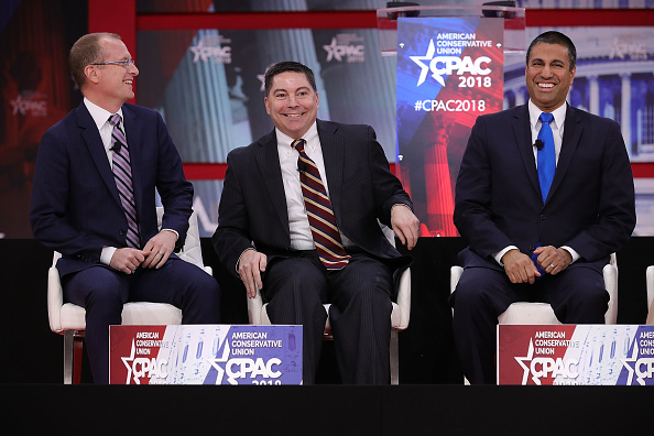 Chip Somodevilla「Conservatives Rally Together At Annual CPAC Gathering」:写真・画像(0)[壁紙.com]