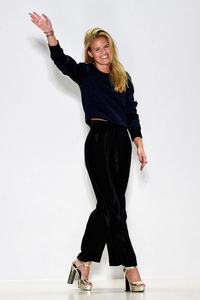 Ready To Wear「Georgine - Runway - Mercedes-Benz Fashion Week Fall 2015」:写真・画像(10)[壁紙.com]