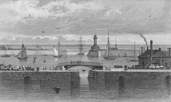 Horizon「Ramsgate Harbour and Light House」:写真・画像(0)[壁紙.com]