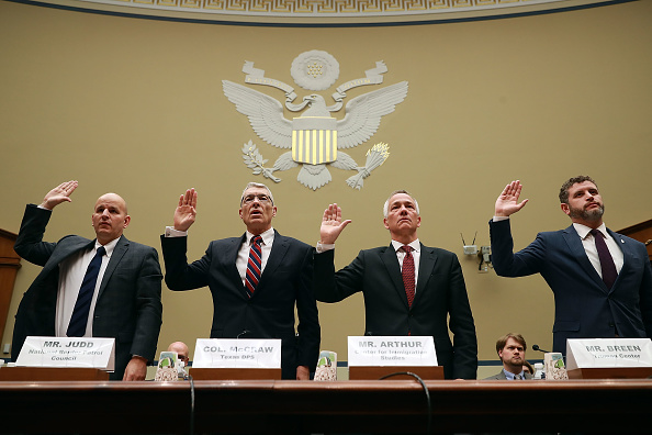 Rayburn House Office Building「House Oversight And Government Reform Committee Hold Hearing On The Caravan Of Immigrants Traveling Through Mexico」:写真・画像(18)[壁紙.com]