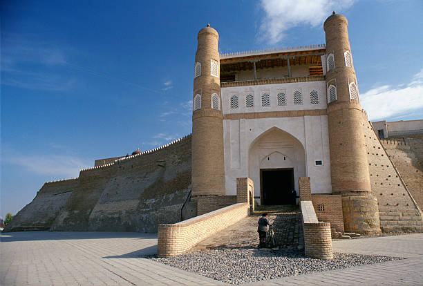 The Ark, Bukhara, Uzbekistan:ニュース(壁紙.com)