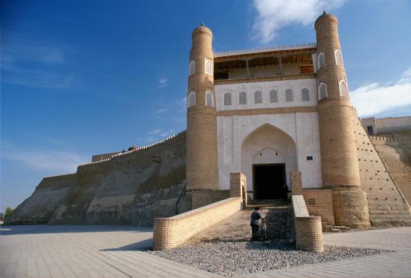 Copy Space「The Ark, Bukhara, Uzbekistan」:写真・画像(12)[壁紙.com]