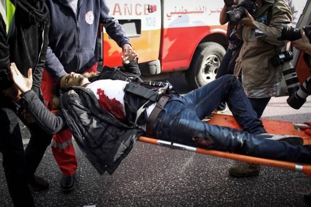 West Bank「Palestinian Stabbing Attack Near Ramallah」:写真・画像(9)[壁紙.com]