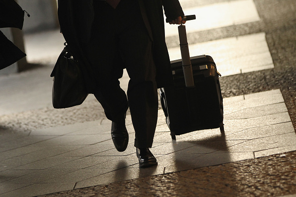 Suitcase「Berlin Mitte Is Home To Germany's Lobbyists」:写真・画像(13)[壁紙.com]