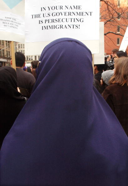 Prejudice「Immigants Rally for Rights In New York City」:写真・画像(2)[壁紙.com]