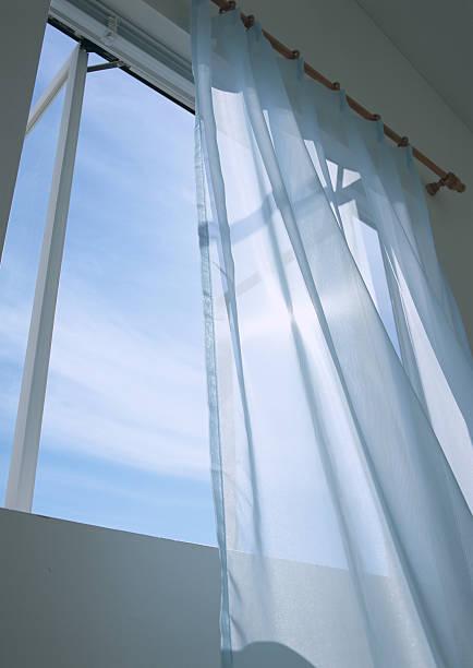 Sheer window panel and window:スマホ壁紙(壁紙.com)