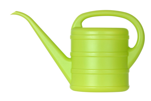 Watering Can「Green bailer or watering can with a handle and a long spout」:スマホ壁紙(17)