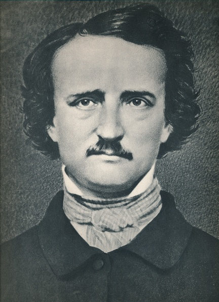 Serious「Edgar Allan Poe C1840 (1939)」:写真・画像(8)[壁紙.com]