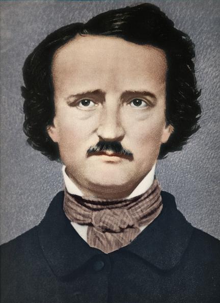 Grave「Edgar Allan Poe, C1840, (1939)」:写真・画像(13)[壁紙.com]