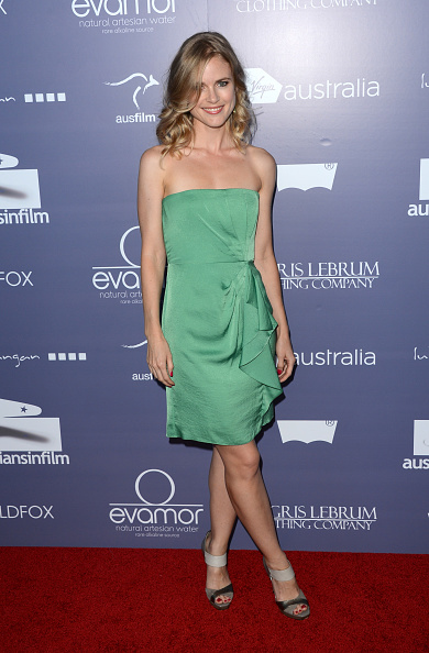 InterContinental Hotels Group「Australians In Film Awards & Benefit Dinner 2012 - Arrivals」:写真・画像(18)[壁紙.com]