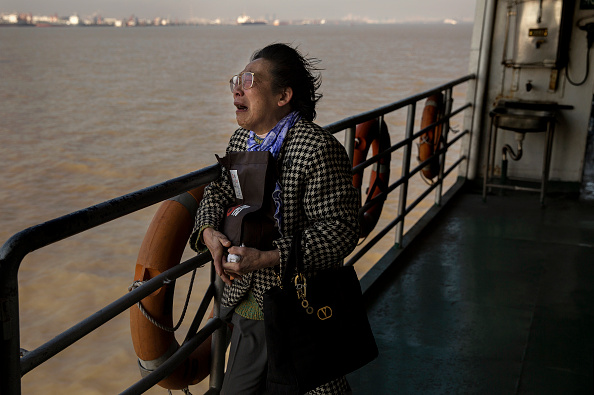 Place of Burial「Chinese Encouraged To Bury Deceased At Sea」:写真・画像(12)[壁紙.com]