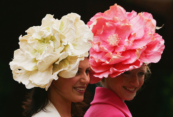 York - Yorkshire「Royal Ascot 2005 - Ladies Day」:写真・画像(6)[壁紙.com]