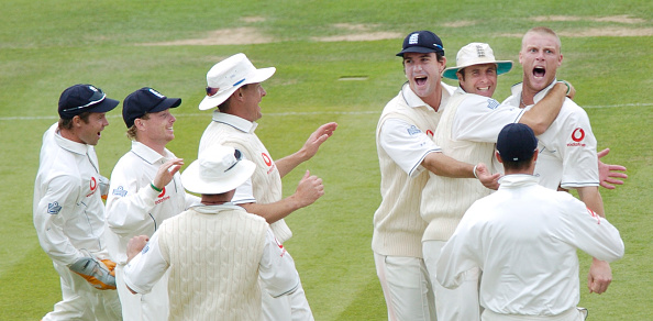 Adam Gilchrist「1st Test England v Australia 2005」:写真・画像(12)[壁紙.com]