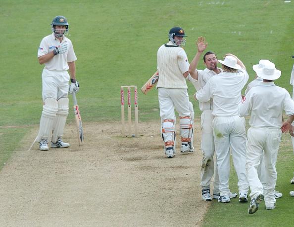 St「1st Test England v Australia 2005」:写真・画像(14)[壁紙.com]