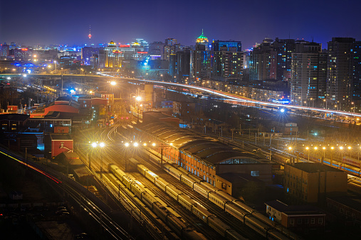 Railway「In the night of Beijing」:スマホ壁紙(0)