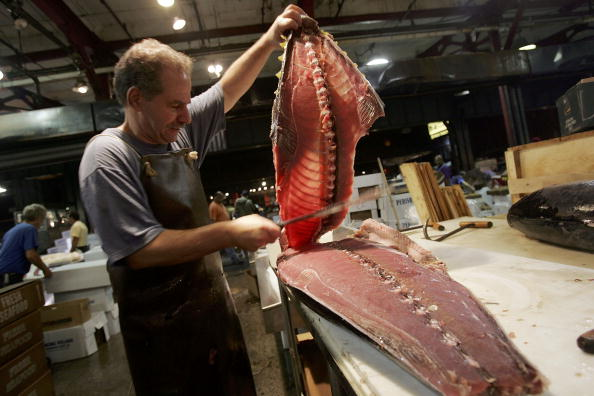 Market - Retail Space「Historic Fulton Fish Market Slated To Move」:写真・画像(16)[壁紙.com]