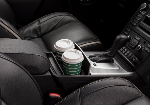 Gearshift「Cups in a car holder」:スマホ壁紙(12)