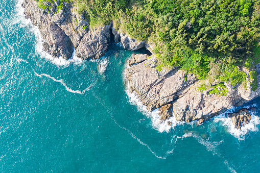 Steep「The beach view in hong kong global geopark」:スマホ壁紙(16)
