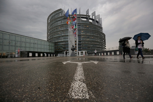 European Parliament「EU Referendum - Strasbourg The Seat Of The EU Parliament」:写真・画像(8)[壁紙.com]