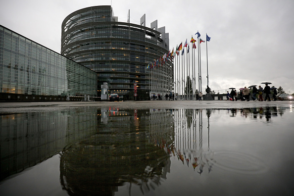 European Parliament「EU Referendum - Strasbourg The Seat Of The EU Parliament」:写真・画像(2)[壁紙.com]