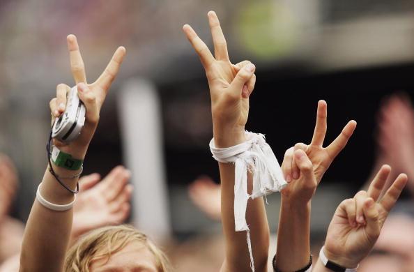 Symbols Of Peace「Live 8 Edinburgh - Stage」:写真・画像(2)[壁紙.com]