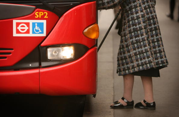 Bus「Discount Travel For Londoners On Low Income」:写真・画像(12)[壁紙.com]
