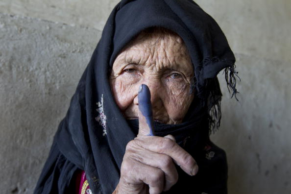 Kabul「Afghans Go To the Polls For Parliamentary Elections」:写真・画像(1)[壁紙.com]