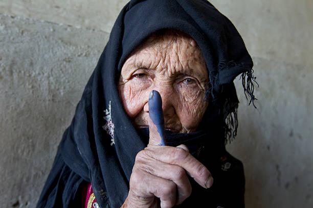 Afghans Go To the Polls For Parliamentary Elections:ニュース(壁紙.com)