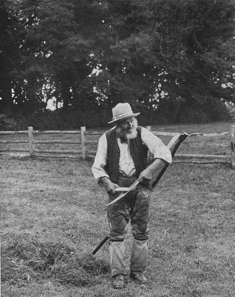 Sharpening「The Mower」:写真・画像(13)[壁紙.com]