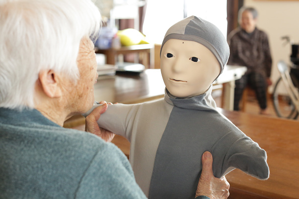 千葉県「Japan's Nursing Home Seeks Help From Humanoids」:写真・画像(16)[壁紙.com]