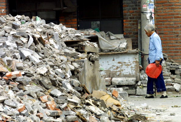 Natalie Behring「Historic Parts Of Beijing Are Demolished As Part Of Olympic Preperations」:写真・画像(12)[壁紙.com]