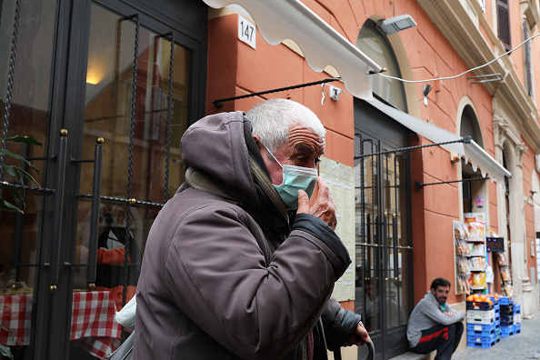 Men「Italy's Elderly At Acute Risk During Coronavirus Outbreak」:写真・画像(17)[壁紙.com]