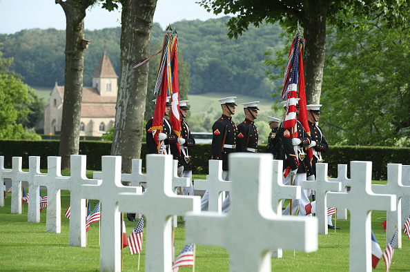 Cemetery「100th Anniversary Of The Battle Of Belleau Wood During World War I」:写真・画像(18)[壁紙.com]